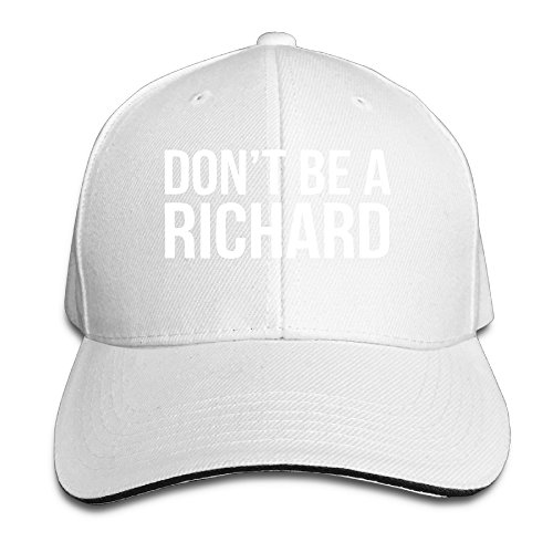 clon-mens-fashion-dont-be-a-richard-funny-saying-caps-sandwich-baseball-hat