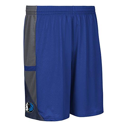 NBA Dallas Mavericks Men's Tip-Off Mesh Shorts, Medium, - Shorts Maverick
