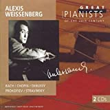 Great pianists of the 20th century, Alexis Weissenberg