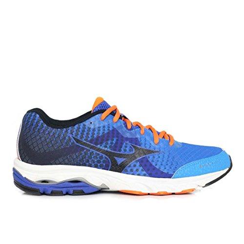 Mizuno Wave Elevation - Zapatos para hombre Azul / Antracita