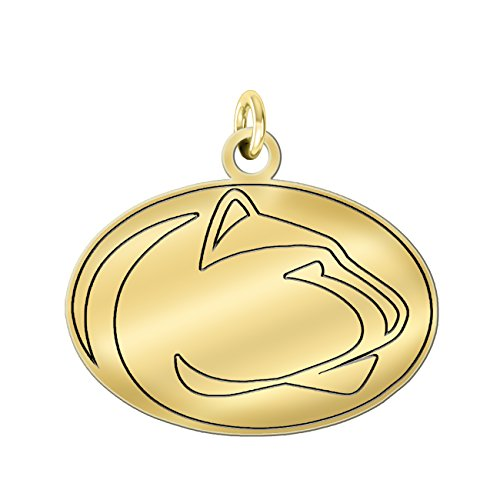 College Jewelry Penn State University Nittany Lions 14k Yellow Gold Charm