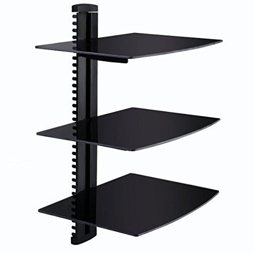 Giantex Glass Shelf Bracket Component