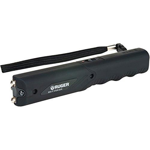 Ruger RSG800B 800,000-volt Stun Gun, Black