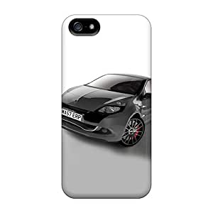 DavidLPenton Scratch-free Phone Case For Iphone 5/5s- Retail Packaging - Renault Clio Rs