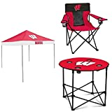 Wisconsin Tent, Table and Chair Package