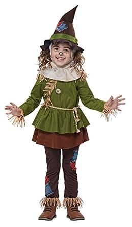 Scarecrow Of OZ - Toddler Size Medium (3-4)