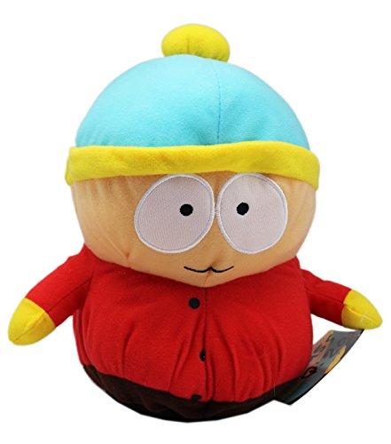 South Park Mini Sized Eric Cartman Plush Toy (6in)