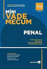 Mini Vade Mecum penal - 1ª edição de 2019