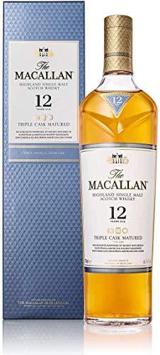 Whisky The Macalan Fine Oak 12 Anos 700ml