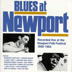 Blues at Newport-Newport Folk by Vanguard