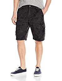 Men's Slambozo Canvas Camo Cargo Short