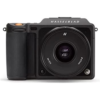 Hasselblad X1D-50c 4116 Edition, 45mm Lens Included, Black (H-3013911)