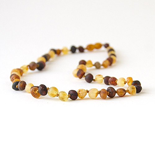 Hippie Hoopla Raw Baltic Amber 16