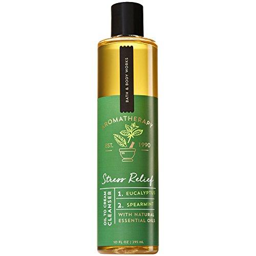 Aromatherapy Stress Relief - Eucalyptus & Spearmint Oil To C