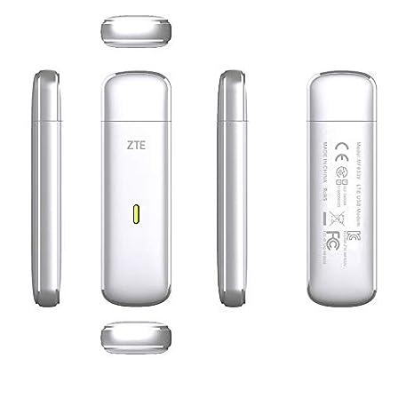 ZTE MF833V USB Dongle Adapter 150 Mbps Wireless Modem Mobile Broadband 4G  LTE Stick