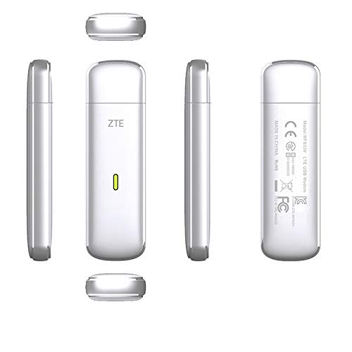 ZTE MF833V USB Dongle Adapter 150 Mbps Wireless Modem Mobile Broadband 4G LTE Stick (Best Mobile Broadband Dongle)