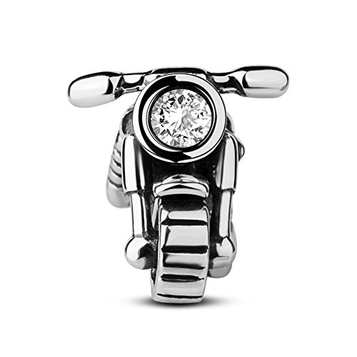 TINYSAND Stamped 925 Polished Sterling S - 925 Sterling Silver Motorcycle Shopping Results