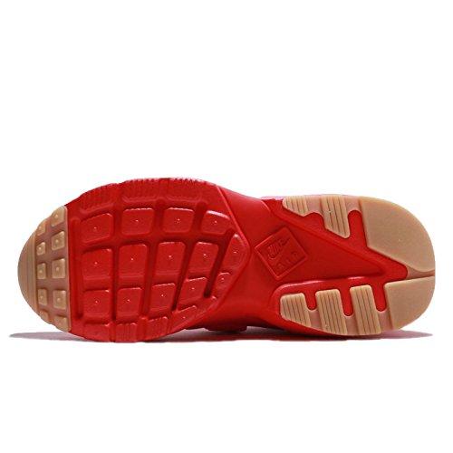 Nike Womens Wmns Luft Huarache Byen, Hastighet Rød / Svart, 6 Oss