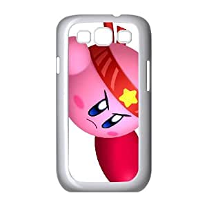 Kirby Samsung Galaxy S3 9300 Cell Phone Case White