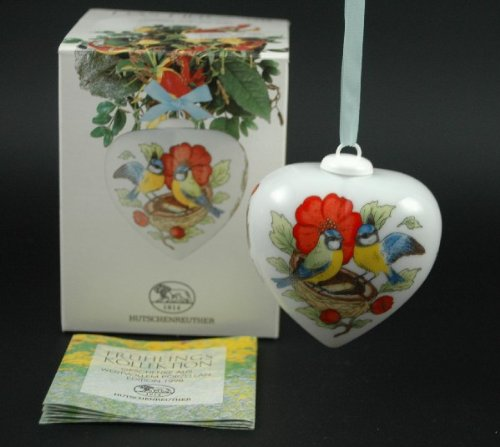 Valentinstag Hutschenreuther Herz 1998 * Rarit/ät * Neu Fr/ühling Fr/ühlingsstrauss Muttertag