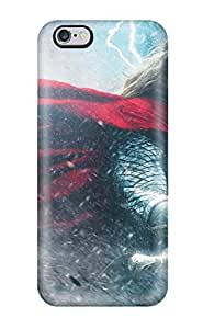 Premium Thor The Dark World Back Cover Snap On Case For Iphone 6 Plus