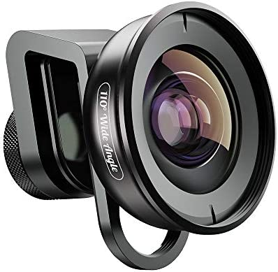 Apexel 110°Wide Angle Lens for iPhone,Pixel,and Samsung Galaxy Camera Phones …: Amazon.es: Electrónica