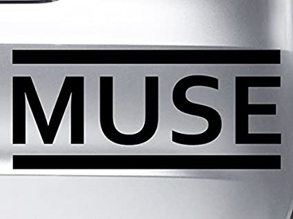 Level 33 Muse Logo – Vinilo Adhesivo – Ideal para Coches, Ventanas ...