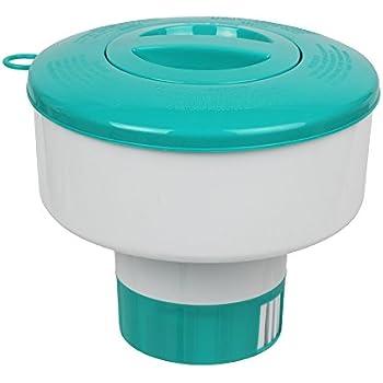 POOLWHALE Adjustable Floating Pool Dispenser