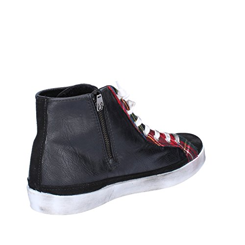 Gamuza 2 Mujer Textil Cuero Negro 39 EU STAR Sneakers xFxnOg4