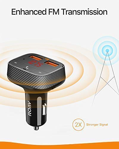 Buy fm transmitter charger usb