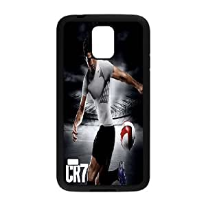 Cristiano Ronaldo for Samsung Galaxy S5 Cell Phone Case & Custom Phone Case Cover R17A649670