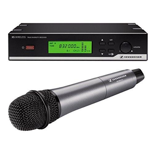 Sennheiser XSW 35-A XS Wireless Vocal Set - 1