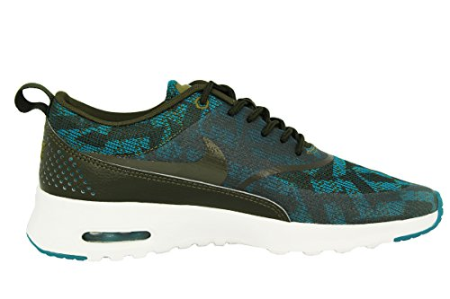 emerald Nike dark loden malt Kjcrd 301 Women's Shoe Thea Running Max Air radiant green sail qfHp4w