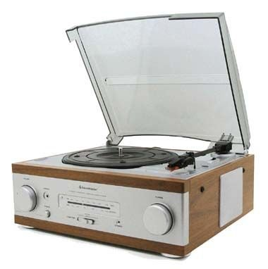 Soundmaster PL 510 Tocadiscos con Radio: Amazon.es: Electrónica