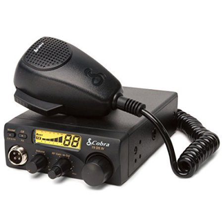 19 DX IV - CB Radio - LCD Display - 40 channels by Cobra by Cobra (Image #6)