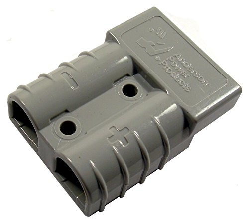 Pico 6360A 50 Amp Battery Cable Quick Connector Housing - Genderless 25 per Package by Pico