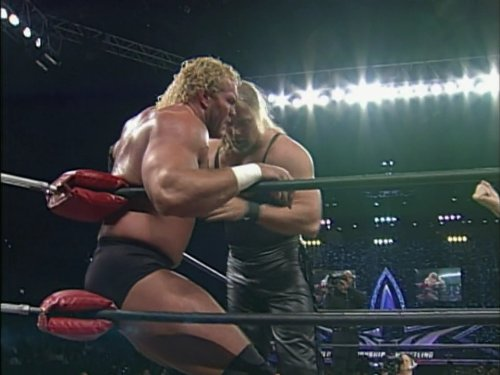 WCW World Heavyweight Championship Match  Kevin Nash Vs. Sid Vicious  January 24, 2000