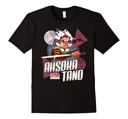 Star Wars Forces of Destiny Ahsoka Lightsaber Pose T-Shirt