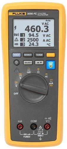 (Fluke 3000 FC Wireless Digital Multimeter )