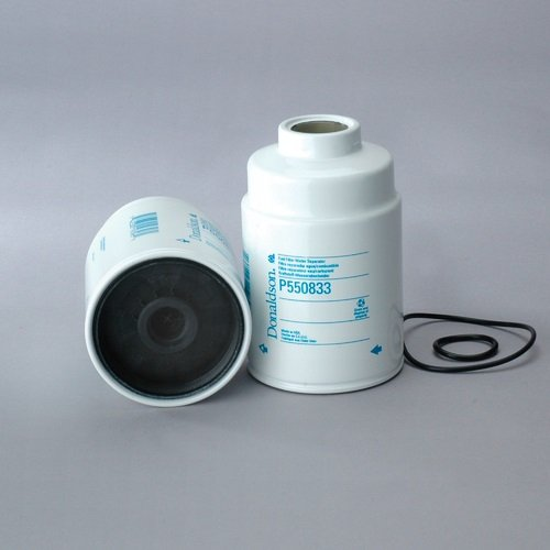Donaldson P550833 Fuel Filter, Water Separator, Spin-on by Donaldson