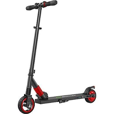 M MEGAWHEELS Scooter electrico-Patinete electrico Adulto y niño, Ajustable la Altura, 5000 mAh, 23km/h. a buen precio