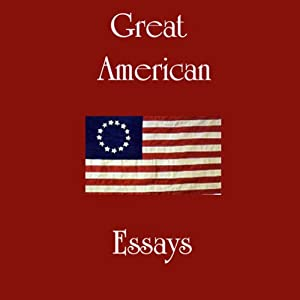 com great american essays audible audio edition walter  com great american essays audible audio edition walter zimmerman walter covell jim killavey ralph waldo emerson henry david thoreau