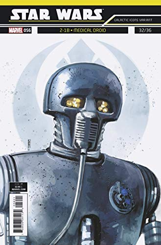 - Star Wars #56 Galactic Icons Variant (Marvel, 2018) NM