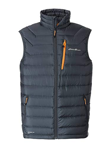 Eddie Bauer Men's Downlight StormDown Vest, Storm Regular -