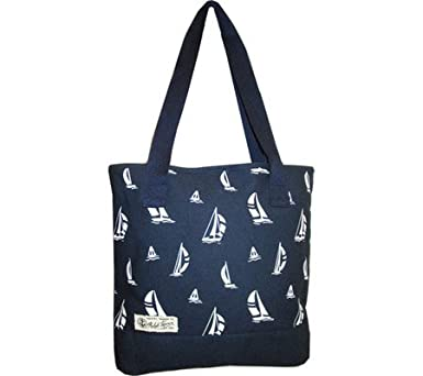 Amazon.com   Polo Ralph Lauren Children s Windsor Tote Bag, Navy Blackwatch  Sail, US   Luggage 4b5312babf