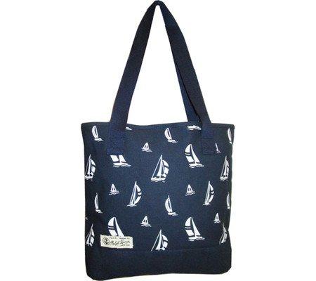 Polo Ralph Lauren Children's Windsor Tote Bag,Navy Blackwatch Sail,US ()