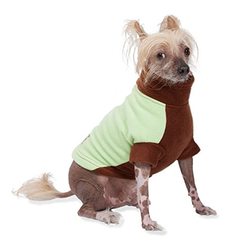 PetSafe Fido Fleece Fleur De Flea Coat, Size 10