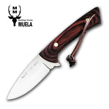 Muela M.COL9R Cuchillo, Talla Única: Amazon.es: Deportes y aire libre