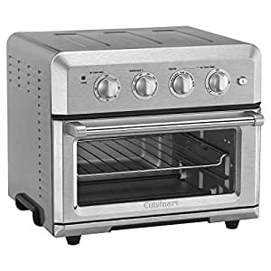 Amazon.com: Cuisinart Air Fryer Toaster Oven CTOA-120PC1