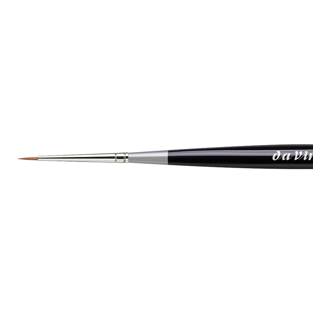 da Vinci Watercolor 100-5/0 Micro Maestro Watercolor Brush Black by da Vinci Watercolor